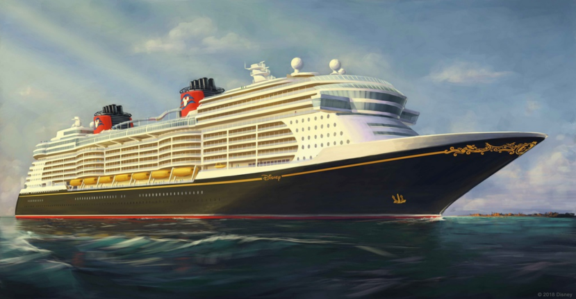Disney Releases First Rendering of its Next Generation ofShips