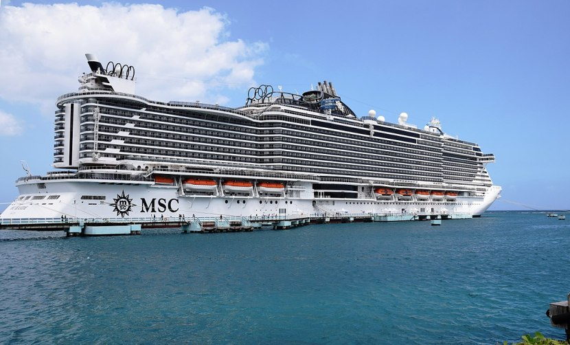 We're Sailing on the MSC Seaside on May 26th! Join us!