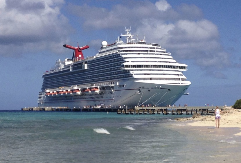 We're Sailing on the Carnival Breeze on November 3! Join us!