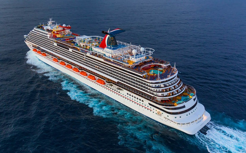 We're Sailing on the Carnival Horizon on September 22! Join us!